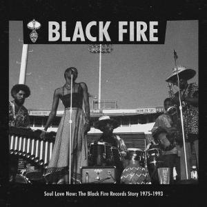 芽瑠璃堂 > V.A. 『Soul Love Now: The Black Fire Records (2LP)(12 ...